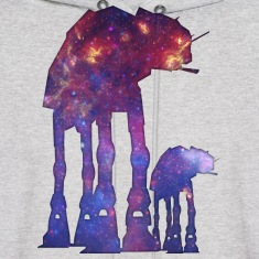 AT-AT Hoodies