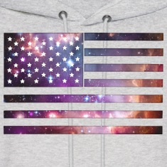 U.S. Flag Hoodies
