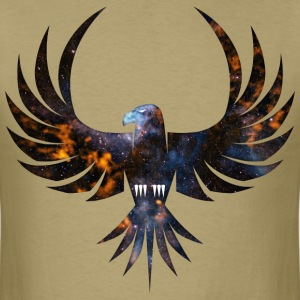 Cosmic Bird T-Shirts - Men's T-Shirt