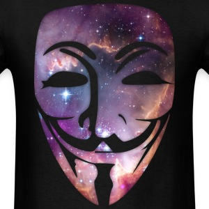 Space Anon T-Shirts - Men's T-Shirt