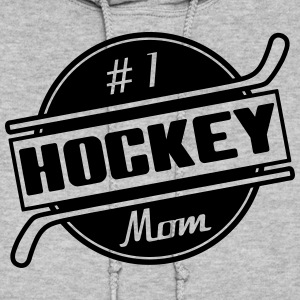 #1 Hockey Mom Hoodies - Women's Hoodie