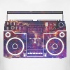 Cosmic Stereo T-Shirts - Men's T-Shirt