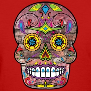 Day of the Dead Women's T-Shirts - Women's T-Shirt