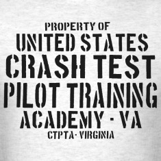 Crash Test Pilot