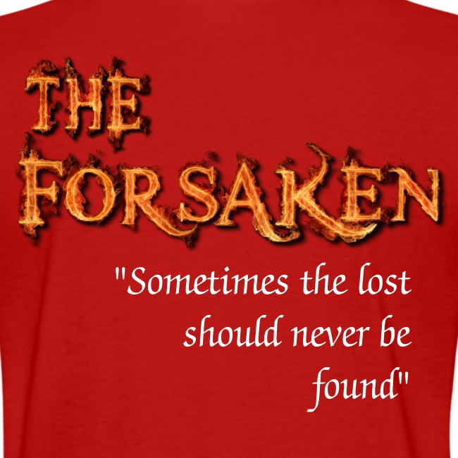 The Forsaken Lost and Found tee