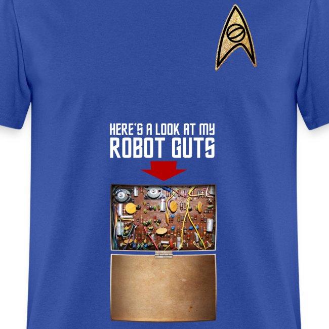 Robot Guts (Blue)