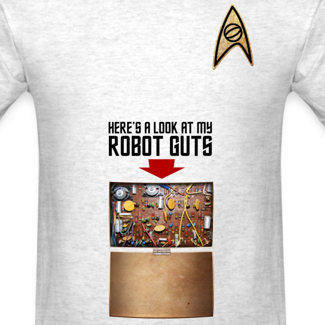 Robot Guts (Oxford)
