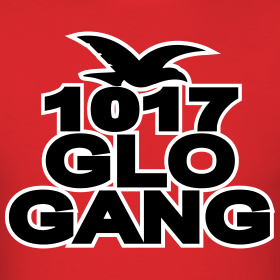 Design ~ 1017 Glo Gang Tshirt