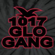 Design ~ 1017 Glo Gang Tye Dye Tshirt