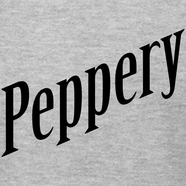 Peppery