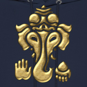 Ganesha - Elephant God - Hinduism, Tantra  Hoodies - Men's Hoodie