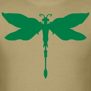 dragonfly 2_ T-Shirts - Men's T-Shirt