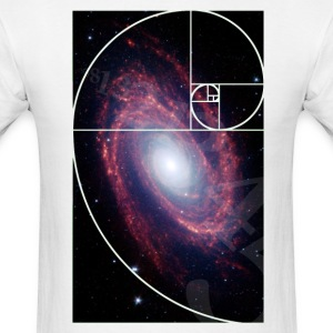 Language of the Universe - Men's T-Shirt