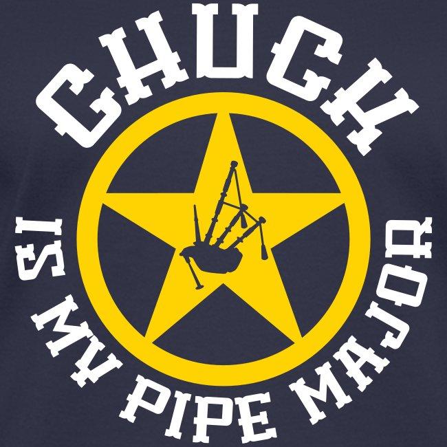 Chuck is my Pipe Major - Girlz