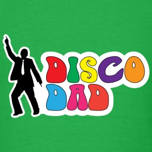 Disco Dad T-Shirts - Men's T-Shirt