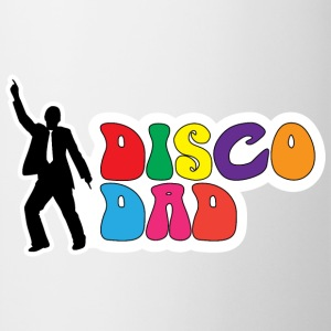 Disco Dad Bottles & Mugs - Coffee/Tea Mug