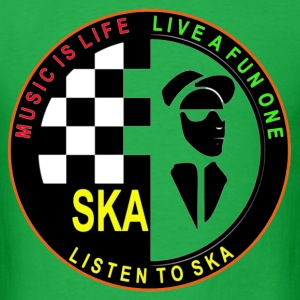 SKA - Men's T-Shirt