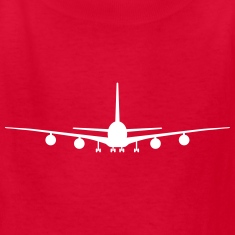 Airplane Kids' Shirts