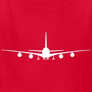 Airplane Kids' Shirts - Kids' T-Shirt