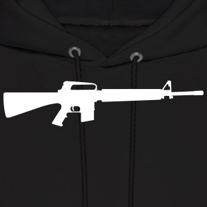 Assault Rifle Hoodies - Men's Hoodie