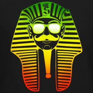 Pharaoh Swag Rasta Long Sleeve Shirts - Crewneck Sweatshirt