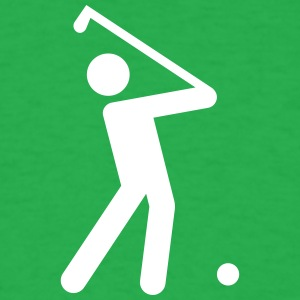 Golfer T-Shirts - Men's T-Shirt