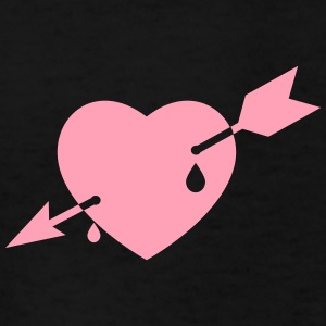 Arrow and Heart Kids' Shirts - Kids' T-Shirt