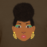 Design ~ Diva Puff Basic T~Shirt