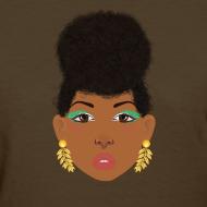 Design ~ Diva Puff Basic T~Shirt