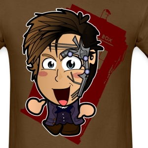Chibi Doctor Who - Mr Clever Shirt (Male) - Men's T-Shirt
