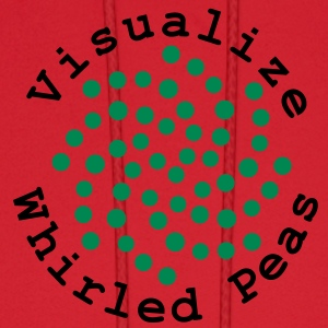 Visualize Whirled Peas - Men's Hoodie