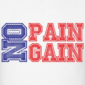No Pain No Gain T-Shirts - Men's T-Shirt