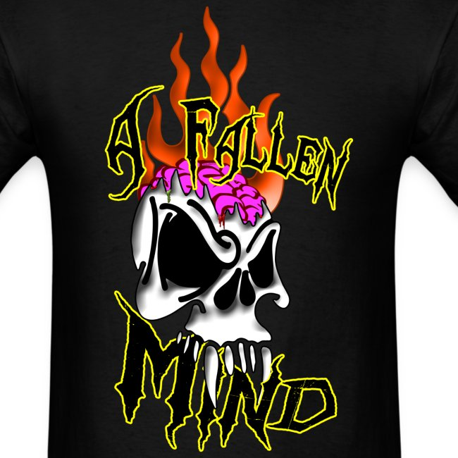"AFM ""Flame Brain"" T-Shirt"