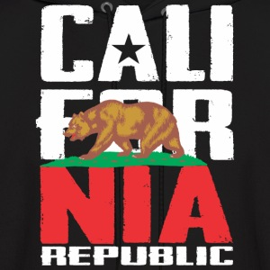 California Republic Hoodies - Men's Hoodie