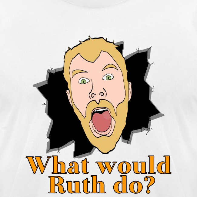 What would Ruth do? Slim Fit Shirt