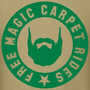 Free Magic Carpet Rides - Men's T-Shirt