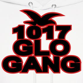 Design ~ Chief Keef 1017 Glo Gang Hoodie