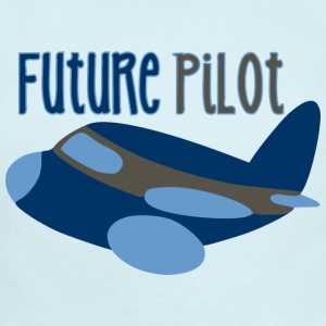 Future Pilot - Short Sleeve Baby Bodysuit