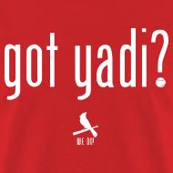Design ~ Got Yadi? We Do.
