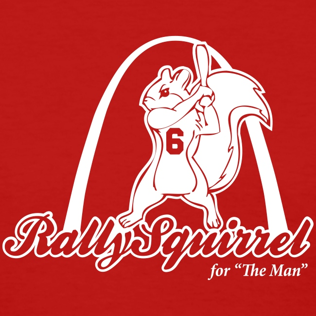 Rally Squirrel for Stan the Man - Womens