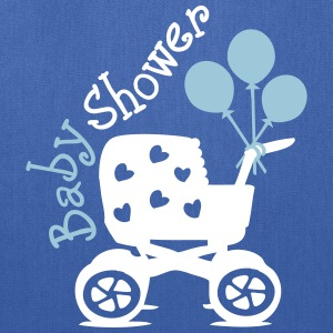 Baby Shower Tote Bag - Tote Bag