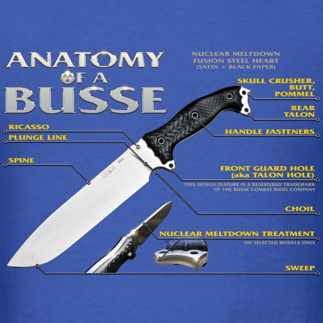 Anatomy of a Busse Lightweight Tee