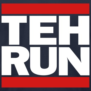 Tehrun T-Shirts - Men's T-Shirt by American Apparel