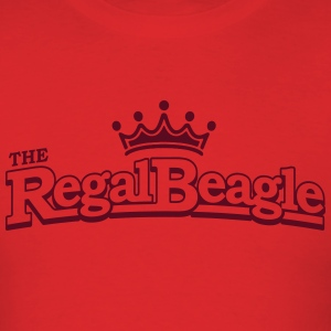 The Regal Beagle T-Shirts - Men's T-Shirt