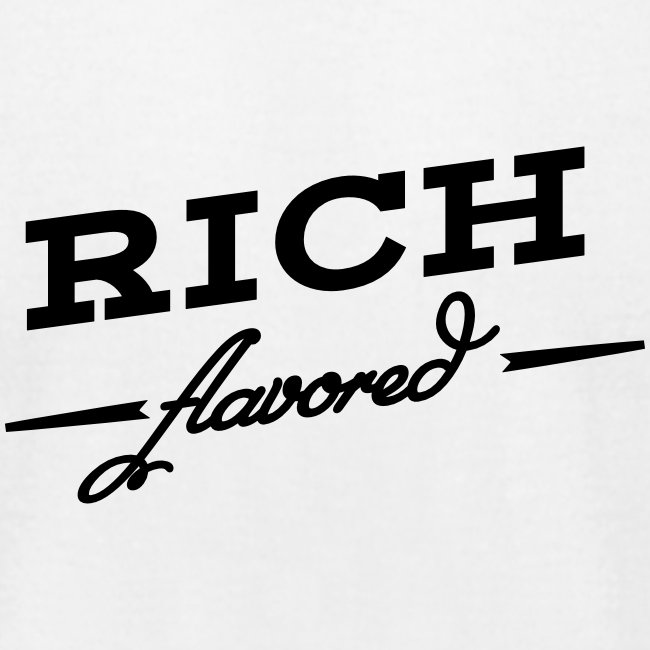 Rich Flavored