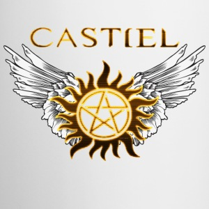 Castiel Free Will Bottles & Mugs - Coffee/Tea Mug