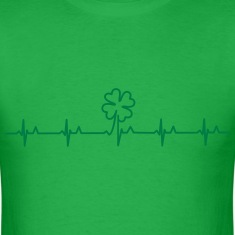 four-leafed clover beat (1c) T-Shirts