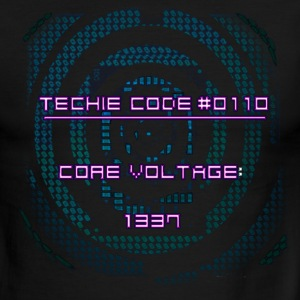 Core voltage Elite - Men's Ringer T-Shirt