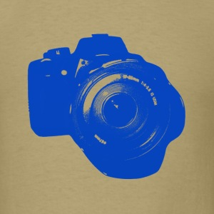 camera photographer T-Shirts - Men's T-Shirt