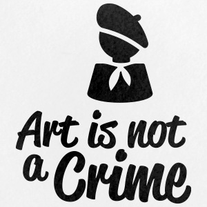 Art is not a Crime Buttons - Large Buttons